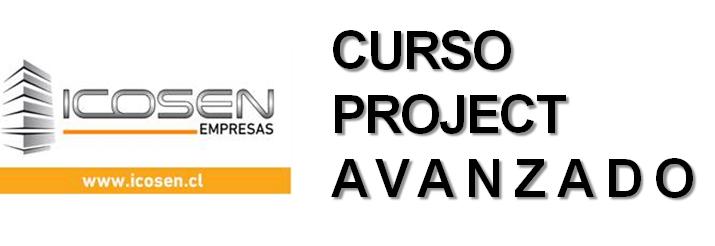 ICOSEN - CURSO MS PROJECT AVANZADO