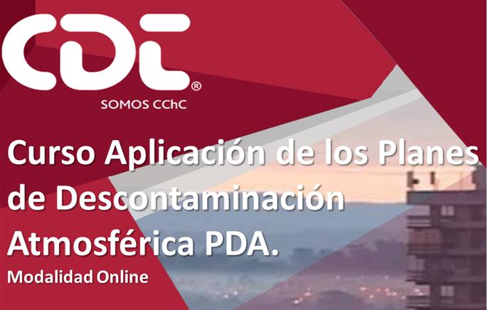 Aplicación de los Planes de Descontaminación Atmosférica PDA