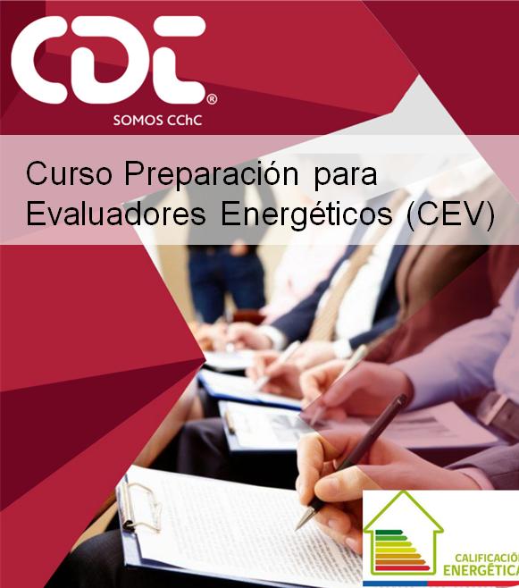 Curso Preparación para Evaluadores Energéticos (CEV)